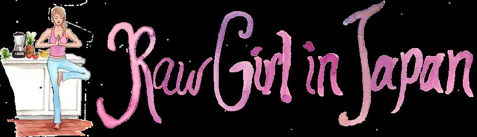 Raw Girl in Japan